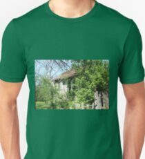 A Cottage in Barda, Romania T-Shirt