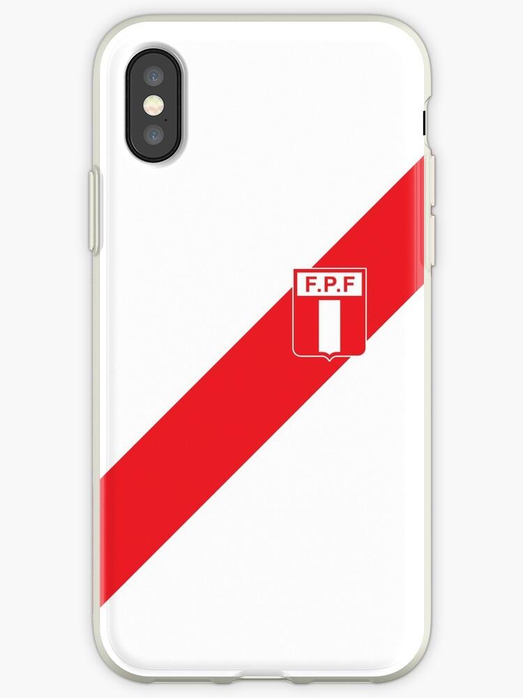 Peru Retro 1982 World Cup Kit Design by davidnugent