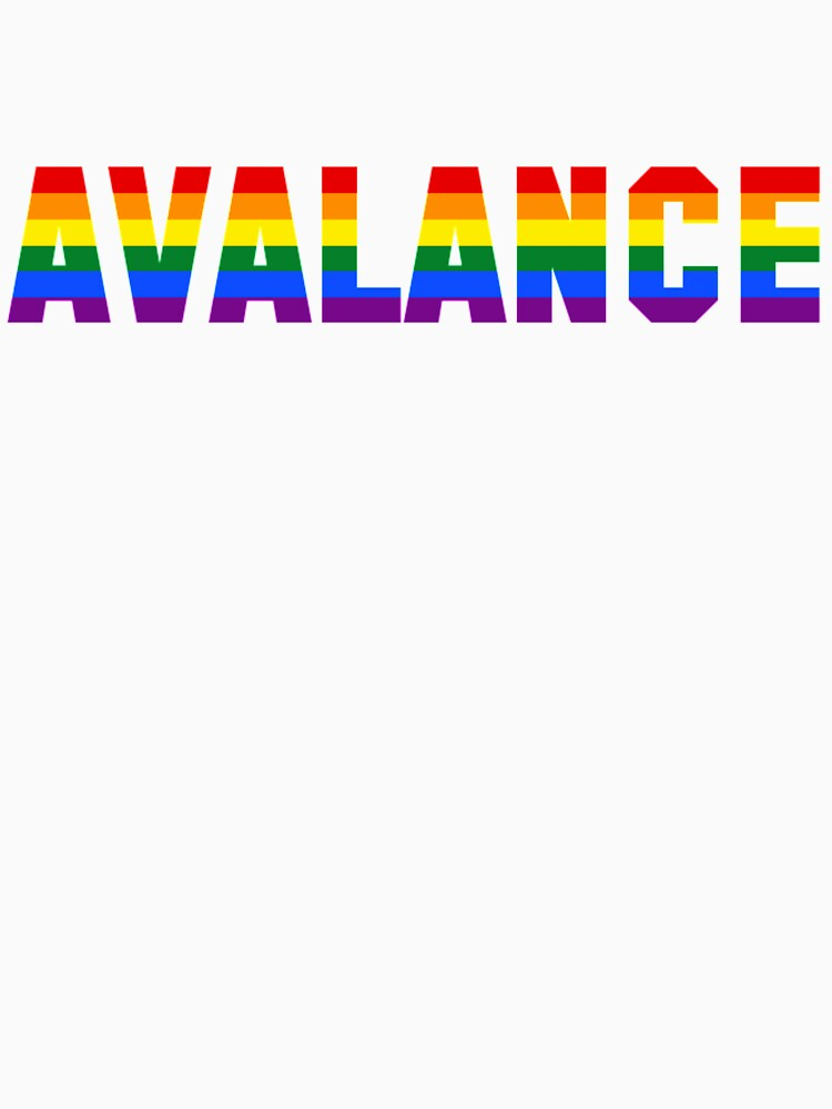 Avalance - Legends Of Tomorrow by GreysPlatten