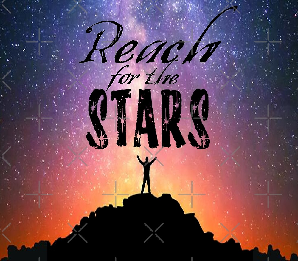 INSP0002 - Reach for the Stars by 3-Starfish