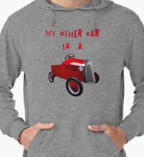 mY oTHER cAR iS a..... Lightweight Hoodie