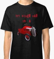 mY oTHER cAR iS a..... Classic T-Shirt