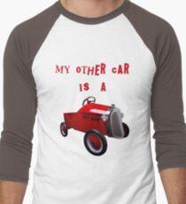 mY oTHER cAR iS a..... Men's Baseball ¾ T-Shirt