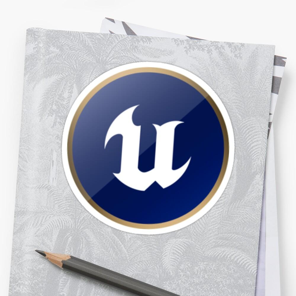 Unreal Engine Logo by dev-shirts
