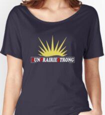 Sun Prairie STR.ONG Women's Relaxed Fit T-Shirt