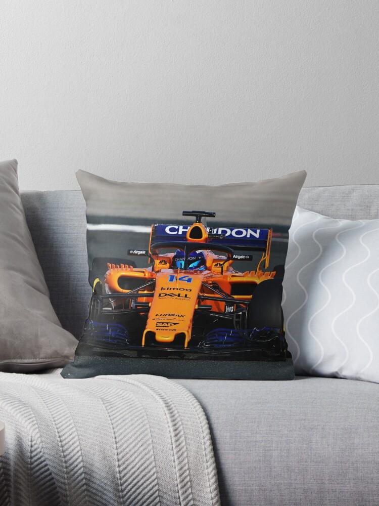McLaren Fernando Alonso by rubser9699