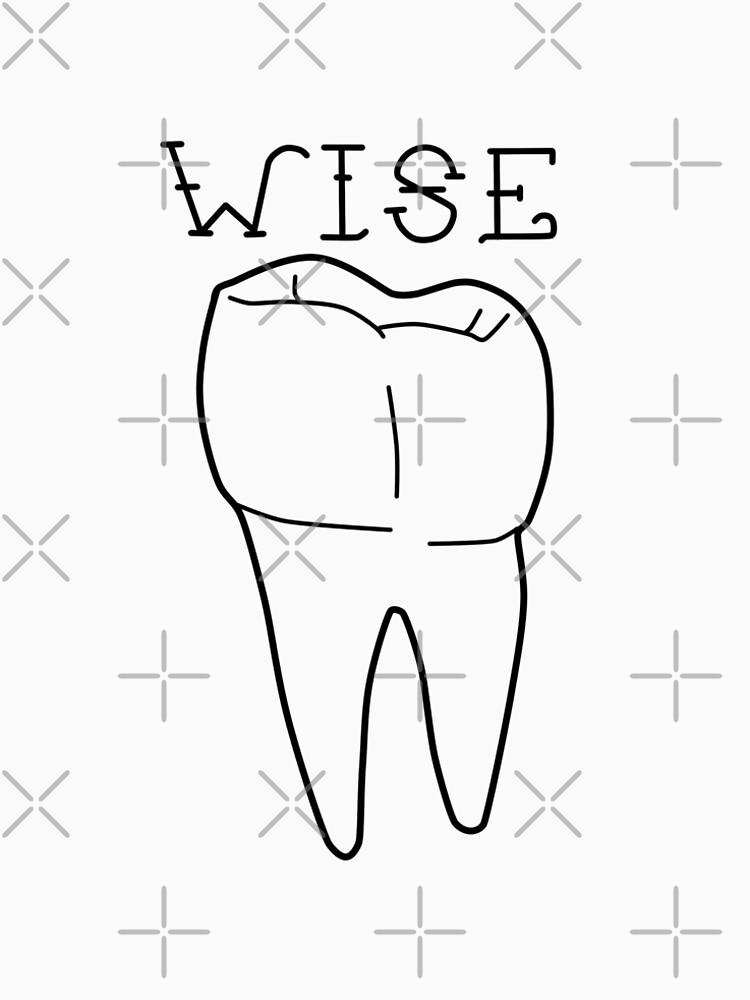 wisdom tooth by daisy-sock