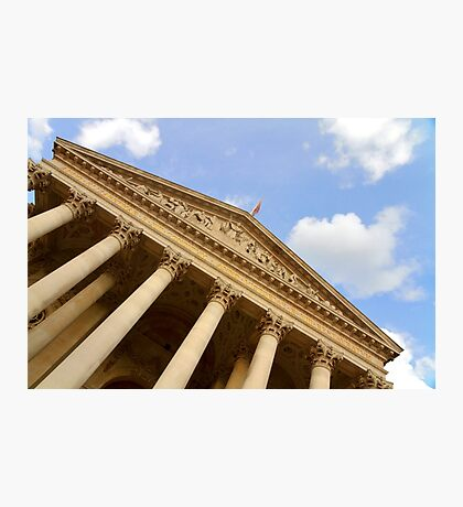The Royal Exchange - London Photographic Print
