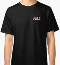 Melodie Daoust MD15 Logo Apparel Classic T-Shirt