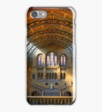 Natural History Museum - London iPhone Case/Skin