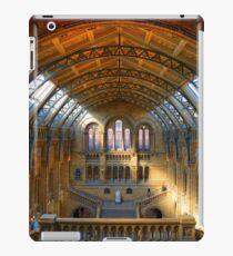 Natural History Museum - London iPad Case/Skin