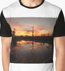 Sunset no. 8 Graphic T-Shirt