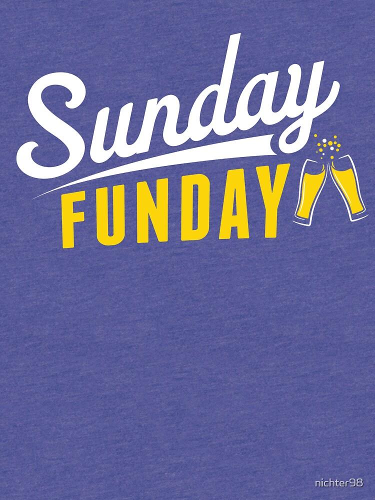 Sunday Funday by nichter98