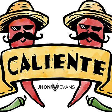 Yo soy Caliente by jhonevans