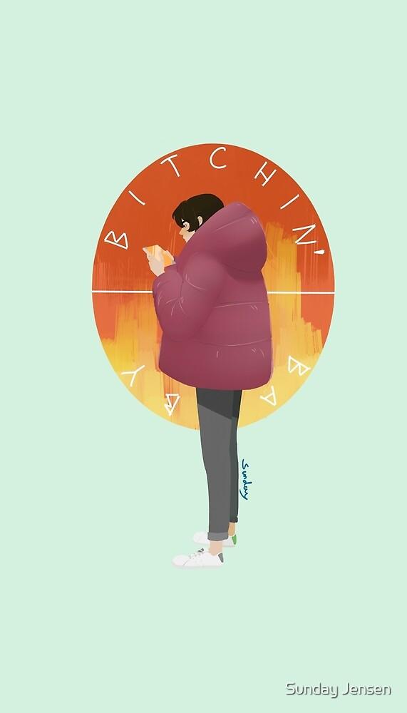 keith - bitchin' baby by Sunday Jensen