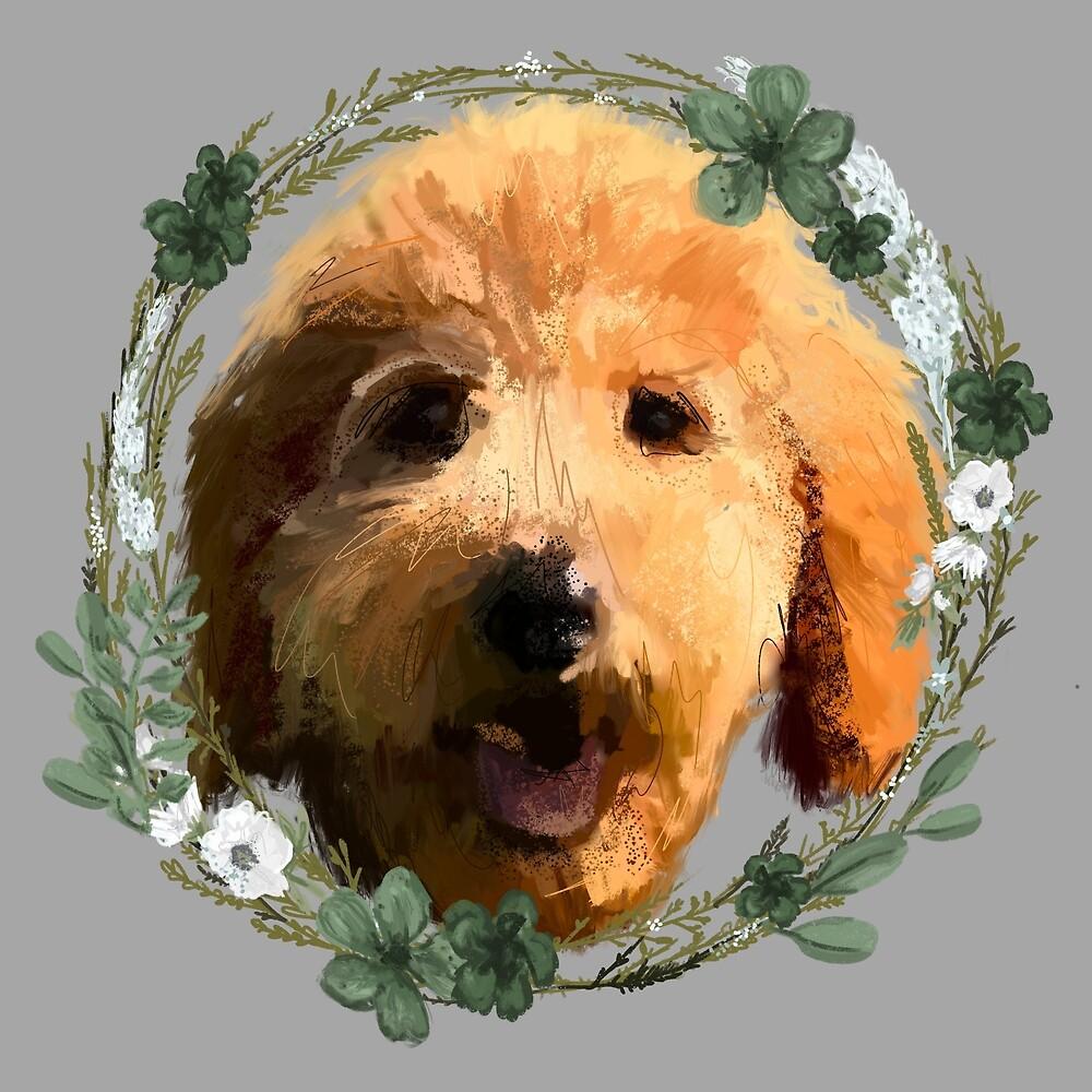 Pup 2 by olivesartmarket
