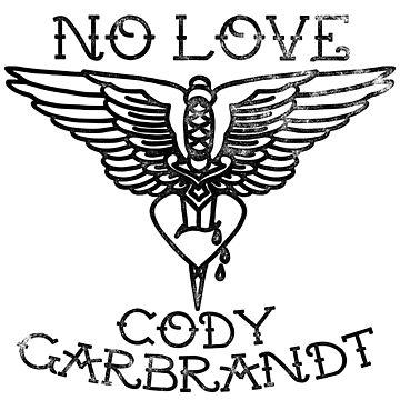 Cody Garbrandt by mattcox123