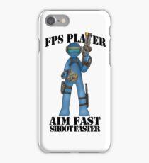 GAMER - FPS GENRE iPhone Case/Skin