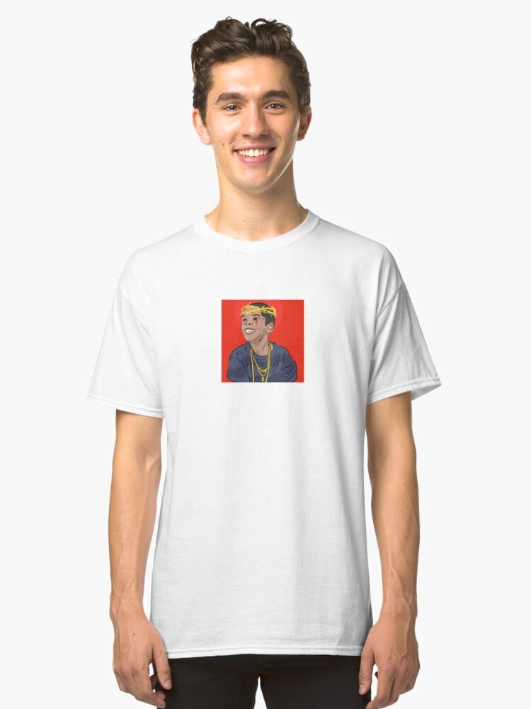 FLYGOD - Westside Gunn Classic T-Shirt Front