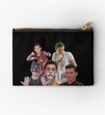 Tom Holland funny Zipper Pouch