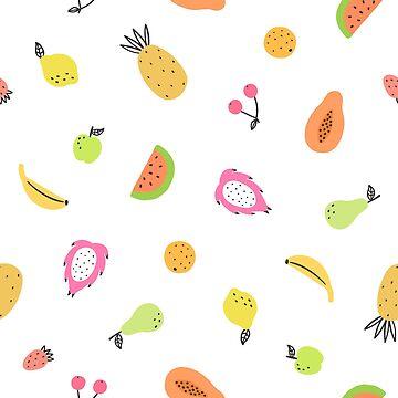 Bright fruits by kondratya