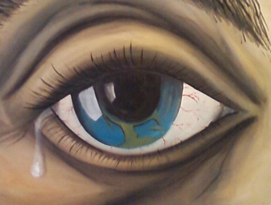 Eye by jamesmcnulty