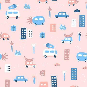 Fruit cars by kondratya