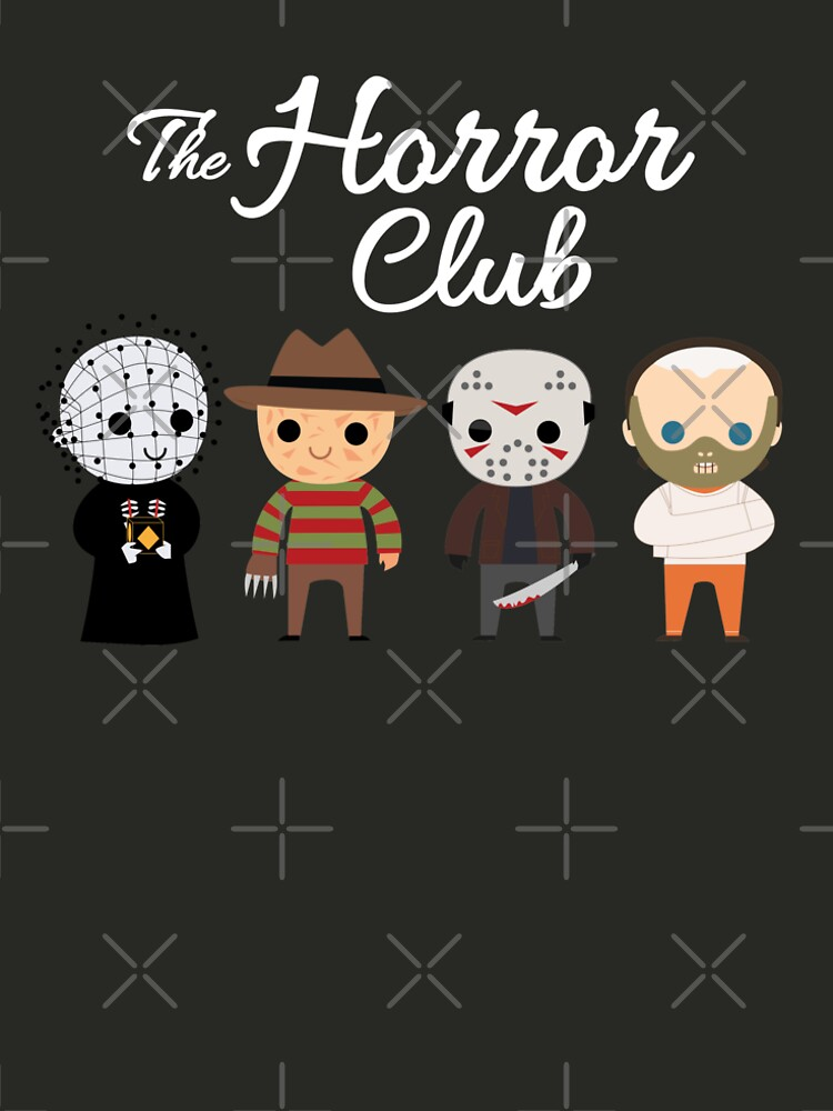 Der Horror-Club von Plan8