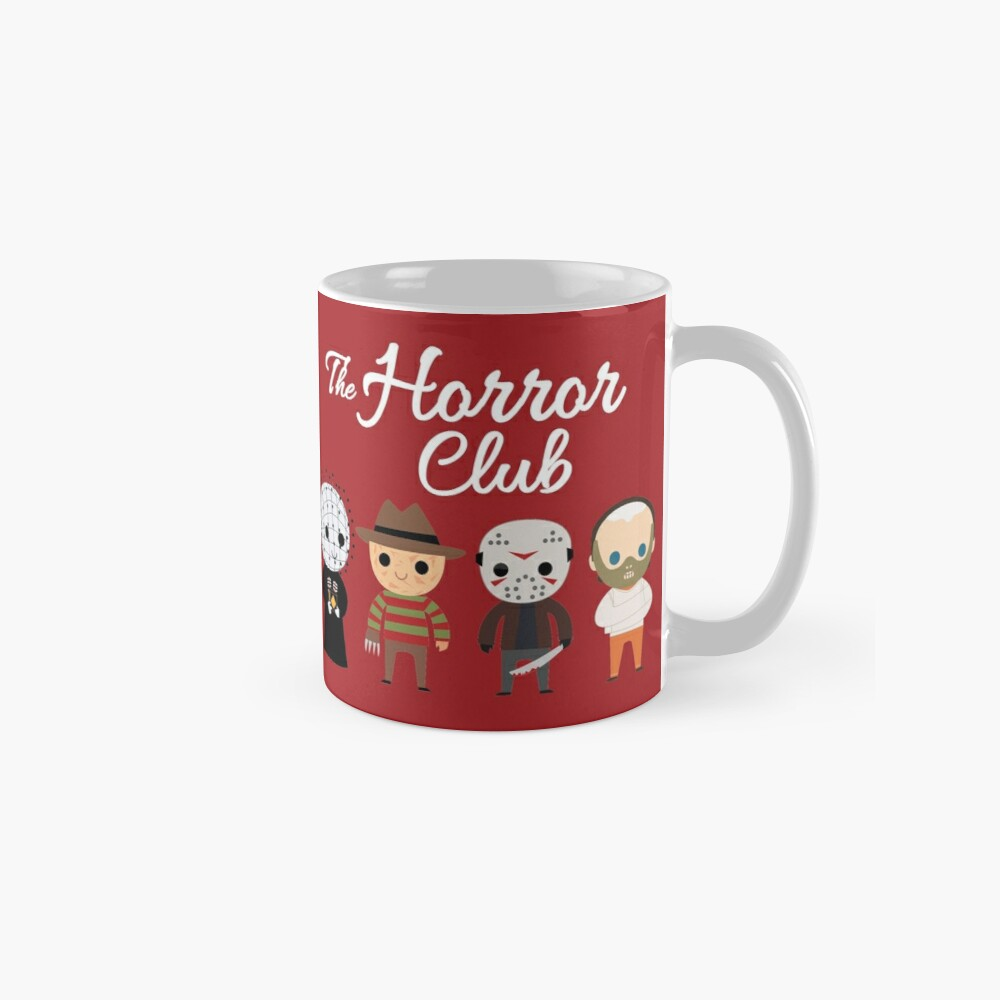 Der Horror-Club Tasse