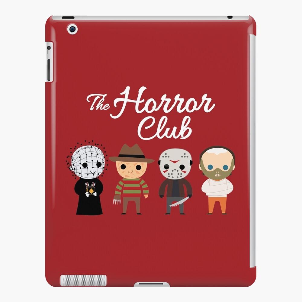 Der Horror-Club iPad-Hülle & Skin