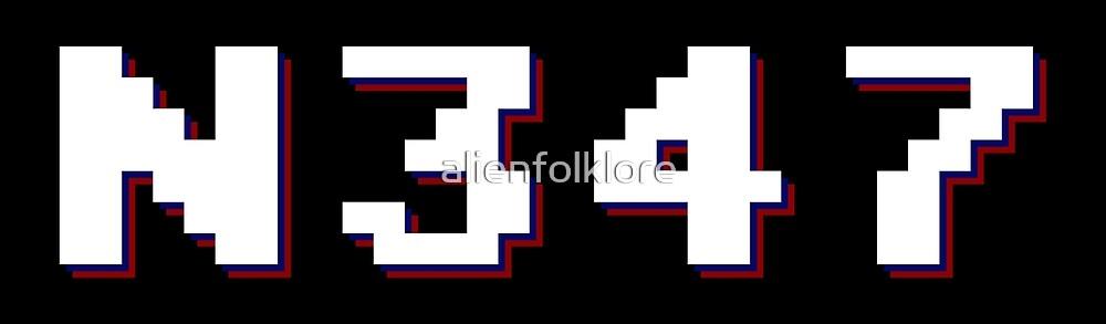 N347 by alienfolklore