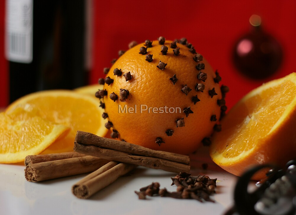 Mulled Wine by Mel Preston