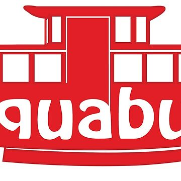 Red Logo by aquabus