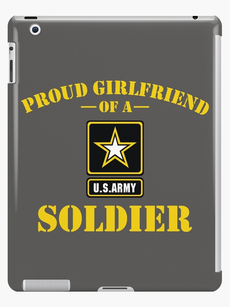 d11849ed Proud Girlfriend of a US Army Soldier
