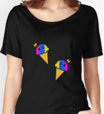Fancy Ice Cream Women's Relaxed Fit T-Shirt