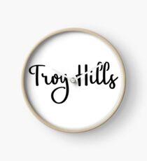 Troy Hills Clock