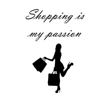 Shopping is my passion by fplundrich