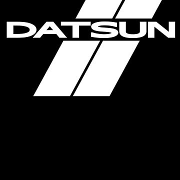 Datsun Stripes (White) by Pootermobile04
