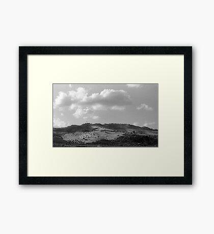 Bronte Framed Print