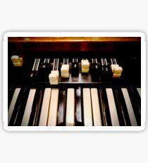 Hammond B3 Organ Sticker