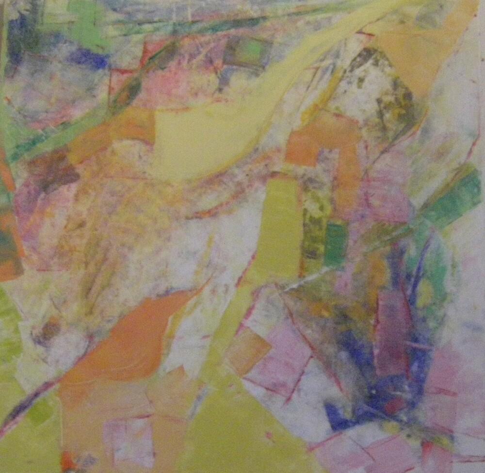 puzzle landscapes  by Isabelle Nivet