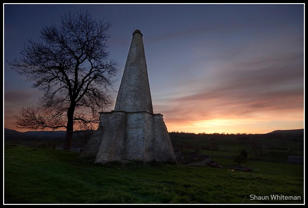 Folly at West Burton (Yorkshire Dales) by Shaun Whiteman