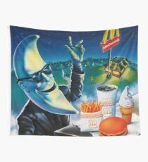 Mac Heute Abend Wandbehang