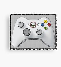 Sailor Moon Xbox Controller Canvas Print