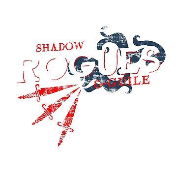 Schatten & Guile von baselinegraphix