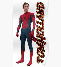 TomHolland  Poster