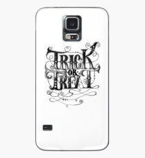 Trick or Treat Case/Skin for Samsung Galaxy