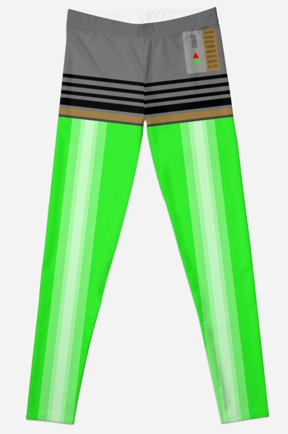 Green Lightsaber by TrashTante