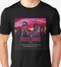 1dac408d endless summer tour 2018 newe design Slim Fit T-Shirt