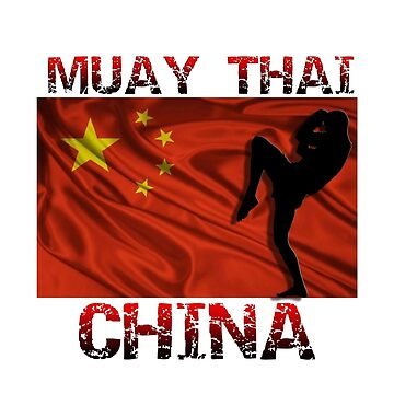 Muay Thai China by VictorR9